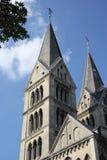 Iglesia en Roermond, los Países Bajos Foto de archivo libre de regalías