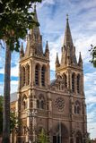 Iglesia en Roman Catholicism imagenes de archivo