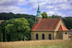 Iglesia en rozany Foto de archivo