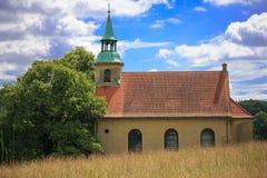 Iglesia en rozany Imágenes de archivo libres de regalías
