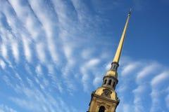 Iglesia en Rusia Fotos de archivo libres de regalías