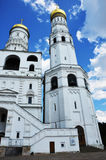Iglesia en Rusia Foto de archivo libre de regalías
