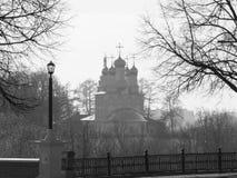 Iglesia en Ryazan Fotografía de archivo libre de regalías