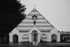 Iglesia en Santa Cruz Fotos de archivo