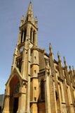 Iglesia en sedán imagenes de archivo