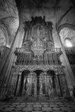 Iglesia en Sevilla Imágenes de archivo libres de regalías