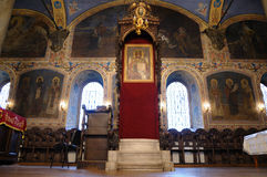 Iglesia en Stara Zagora Imagen de archivo