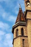 Iglesia en Subotica Fotos de archivo libres de regalías