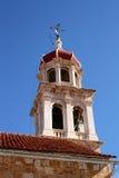 Iglesia en Sutivan, Brac Fotos de archivo libres de regalías