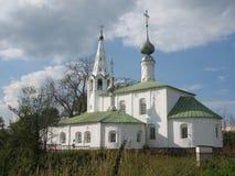 Iglesia en Suzdal, Rusia Imagenes de archivo