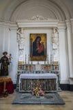 Iglesia en Syracuse fotografía de archivo