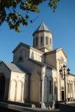Iglesia en Tbilisi Imagen de archivo libre de regalías