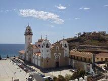 Iglesia en Tenerife Fotografía de archivo
