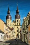 Iglesia en Trnava Fotos de archivo libres de regalías