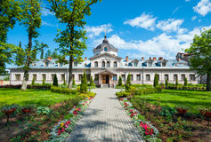 Iglesia en Valaam foto de archivo libre de regalías