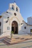 Iglesia en Velez-Málaga fotografía de archivo