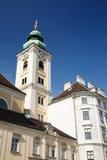 Iglesia escocesa de Schottenkirche, Viena Foto de archivo libre de regalías