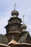 Iglesia eslava vieja Fotos de archivo