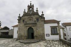 Iglesia española romance Fotografía de archivo libre de regalías