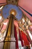 Iglesia etíope en Jerusalén Imagen de archivo