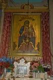 Iglesia etíope, Jerusalén, Israel Foto de archivo libre de regalías
