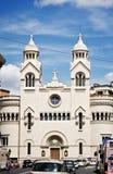 Iglesia evangélica en Roma, Italia Foto de archivo libre de regalías