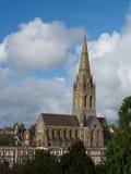 Iglesia Exeter de San Miguel Fotos de archivo libres de regalías