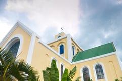 Iglesia filipina Imagen de archivo libre de regalías
