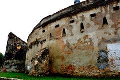 Iglesia fortificada Codlea Imágenes de archivo libres de regalías