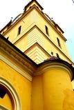 Iglesia fortificada medieval Cristian, Transilvania Imágenes de archivo libres de regalías