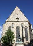 Iglesia franciscana Imagen de archivo