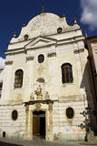 Iglesia franciscana, Bratislava (Eslovaquia) Imagen de archivo