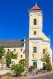 Iglesia franciscana del monasterio de Eisenstadt, Austria Fotos de archivo libres de regalías