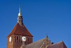 Iglesia gótica Foto de archivo libre de regalías