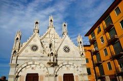 Iglesia gótica Imagenes de archivo