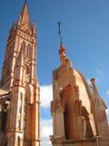 Iglesia gótica Fotografía de archivo libre de regalías