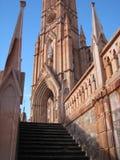 Iglesia gótica foto de archivo