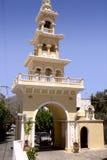 Iglesia griega de Crete Imagenes de archivo