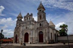 Iglesia Guadeloupe Stock Images