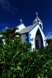 Iglesia hermosa Imágenes de archivo libres de regalías