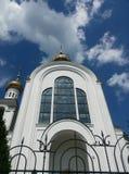 Iglesia hermosa Fotografía de archivo libre de regalías