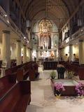 Iglesia hermosa Imagen de archivo