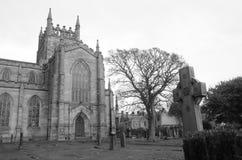 Iglesia histórica Imágenes de archivo libres de regalías