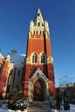 Iglesia histórica imagenes de archivo