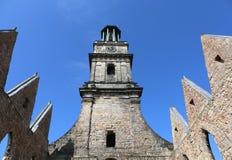 Iglesia histórica de Aegidienkirche Fotos de archivo libres de regalías