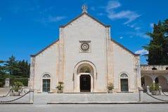 Iglesia histórica de Puglia. Italia. Fotografía de archivo libre de regalías
