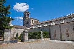 Iglesia histórica de Puglia. Italia. Fotos de archivo