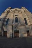Iglesia histórica en Sumuleu Foto de archivo libre de regalías