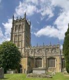 Iglesia inglesa antigua de la cara del país Fotografía de archivo libre de regalías