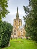 Iglesia inglesa en Stratford Imagen de archivo